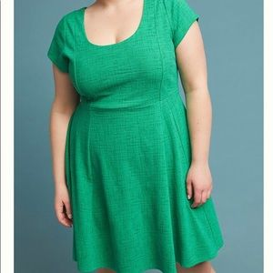 Anthropologie Nova knit dress sz 3x